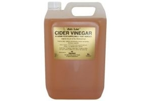 Gold Label Cider Vinegar Horse Supplement 5 Litres