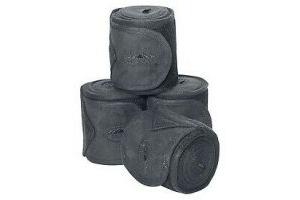 Weatherbeeta Prime Fleece Bandage 4pk 3.5m Black