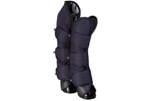 LeMieux Travel Boots Cob Navy