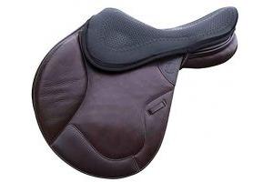 Acavallo Gel In Seat Saver Medium Black