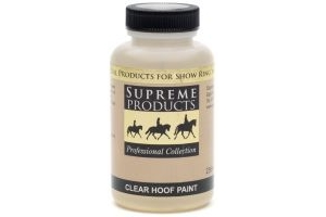 Supreme Products Professional Hoof Paint Clear 236ml