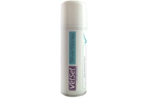 Trilanco VetSet Silver Aluminium Spray