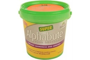 Global Herbs Unisex's Alphabute Super 250g, Clear, 250 g