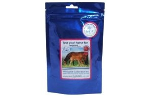 Westgate Laboratories Worm Count Kit One Horse