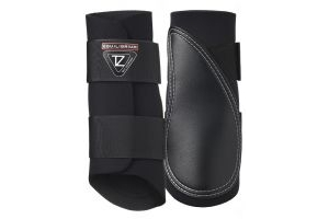 Equilibrium Tri-Zone Brushing Boots Black