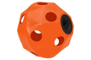 ProStable Hayball Large Holes Orange