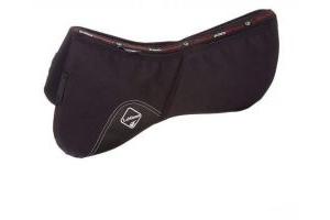 LeMieux ProSport Plain Pro-Sorb Half Pad Black