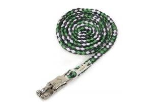 Schockemohle Lead Rope Panic Grey/Green