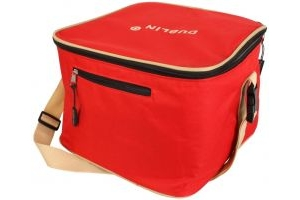 Dublin Imperial Hat Bag Red/Cream