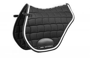 Weatherbeeta Performance Cross Country Pad Black Full