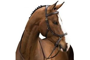 Horseware Rambo Micklem Multibridle Brown