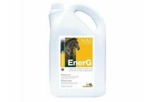 NAF EnerG Liquid - For Horses and Ponies - 2 litres - BN
