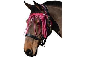 Saxon Fly Fringe Hot Pink