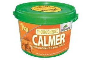Global Herbs - Thoroughbred Calmer Supplement x 1 Kg