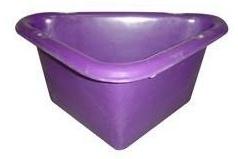 Stubbs Plastic Corner Manger (S2P) Purple by Stubbs