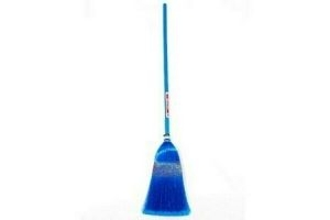 Red Gorilla Deluxe Broom Blue - Large