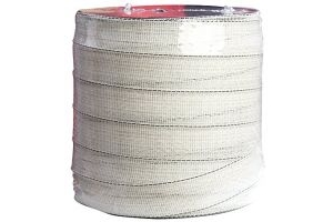 Fenceman Electric Fence White Tape 40mm x 200m