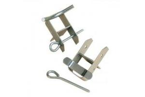 Stubbs Show Jump Cups & Pins (JS40) - Pair - Horse Equestrian Horse Jumps