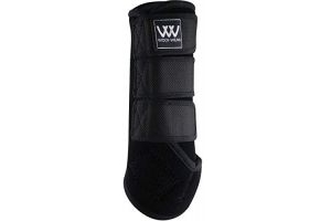 Woof Wear Dressage Exercise Wrap Large Black