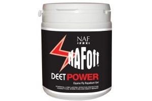 NAF Off DEET Power Gel