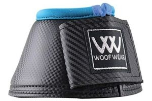 Woof Wear Pro Overreach Boots Turquoise - Professional standard durable 7mm neoprene overreach boot