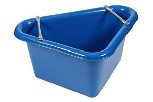 Corner Manger-Blue One Size