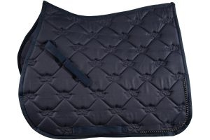 Horze Monaco General Purpose Saddle Pad Dark Navy