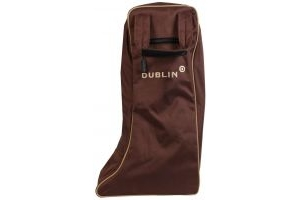 Dublin Imperial Tall Boot Bag Chocolate/Cream