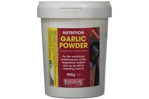 Equimins Unisex's EQS0290 Garlic Powder, Clear, 500 g