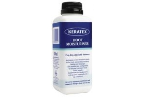Keratex Hoof Moisturiser 500ml - Conditions and hydrates preventing cracks and splits