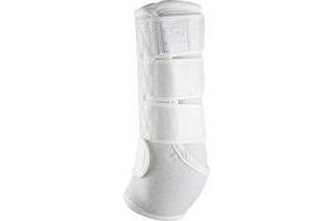 Woof Wear Dressage Exercise Wrap Medium White