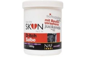 NAF Love The Skin He's In D-Itch Ointment 600g