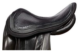 Acavallo Unisex's Black Gel Out Seat Saver Pony