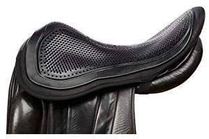 Acavallo Unisex's Black Gel Out Seat Saver Pony