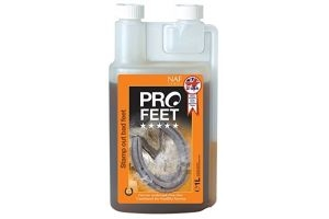 NAF Five Star Pro Feet Liquid 1 Litre Treatment Health Hoof