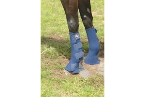 equilibrium Equi-Chaps Hardy Chaps for Turnout-Navy X Large