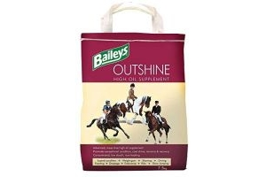 Baileys Outshine High Oil Supplement 6.5kg