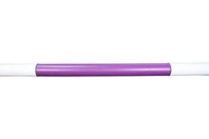 Classic Showjumps 3 Band Jump Pole Purple