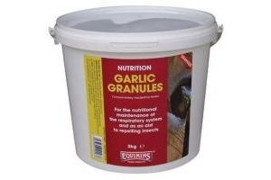 Garlic Granules Refill Bag, Equimins, Horse Nutrition And Supplements 1kg -
