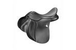 Bates All Purpose Saddle With Cair II - Classic Black - 40cm