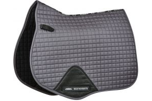 WeatherBeeta Prime All Purpose Saddle Pad Grey