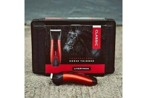 Liveryman Classic Pet & Horse Trimmer/Clippers, Cordless, 3.5hr Run Time