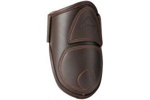 LeMieux Capella Fetlock Boots Brown