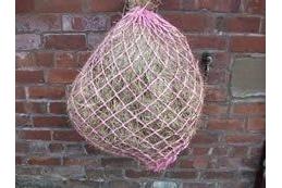 Trilanco Unisex's Prostable Haynet Small Holes, Pink, 40