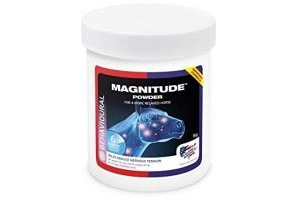 Equine America Magnitude Powder Calming Horse Supplements, 908 g