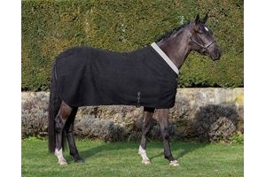 LeMieux Unisex's Four Seasons Rug Horse, Black, 6'6