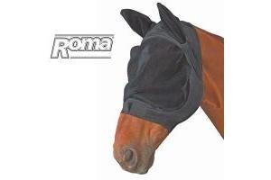 Roma Stretch Eye Saver With Ears Navy/Black Cob