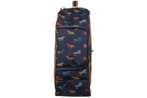 Shires Hat, Whip and Boot Bag Horse Print
