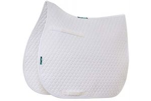 Griffin Nuumed NuuMed HiWither Everyday GP Saddle Pad X Large White