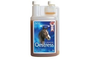 NAF - Five Star Oestress Horse Hormone Supplement Liquid x 1 Lt